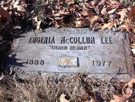 LEE, EUGENIA - Crittenden County, Arkansas   EUGENIA LEE - Arkansas Gravestone Photos