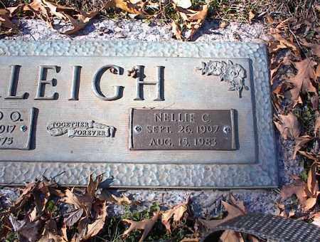 LEIGH, NELLIE C - Crittenden County, Arkansas | NELLIE C LEIGH - Arkansas Gravestone Photos
