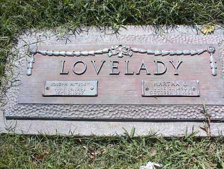"LOVELADY, JOSEPH H ""JOE"" - Crittenden County, Arkansas   JOSEPH H ""JOE"" LOVELADY - Arkansas Gravestone Photos"