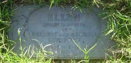 LUNSFORD, ELLEN - Crittenden County, Arkansas | ELLEN LUNSFORD - Arkansas Gravestone Photos