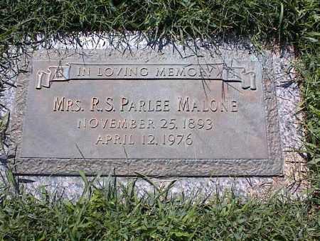 MALONE, MRS R.S. - Crittenden County, Arkansas | MRS R.S. MALONE - Arkansas Gravestone Photos