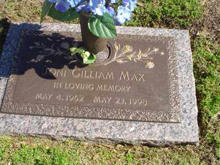 MAX, JONI - Crittenden County, Arkansas | JONI MAX - Arkansas Gravestone Photos