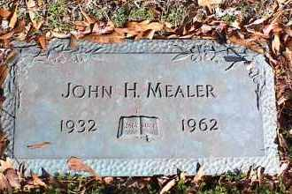 MEALER, JOHN H. - Crittenden County, Arkansas | JOHN H. MEALER - Arkansas Gravestone Photos