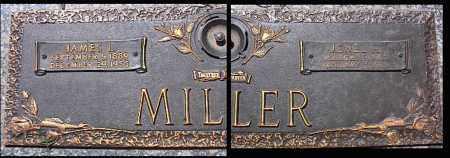 MILLER, JAMES L - Crittenden County, Arkansas   JAMES L MILLER - Arkansas Gravestone Photos