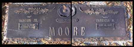 MOORE, JR, BENTON - Crittenden County, Arkansas | BENTON MOORE, JR - Arkansas Gravestone Photos