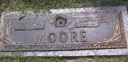 MOORE, OSCAR - Crittenden County, Arkansas   OSCAR MOORE - Arkansas Gravestone Photos