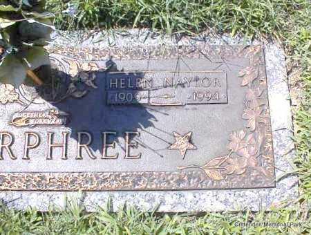 MURPHREE, HELEN - Crittenden County, Arkansas | HELEN MURPHREE - Arkansas Gravestone Photos