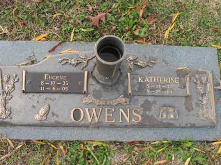 OWENS, EUGENE - Crittenden County, Arkansas   EUGENE OWENS - Arkansas Gravestone Photos