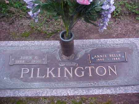 PILKINGTON, JOHN P - Crittenden County, Arkansas | JOHN P PILKINGTON - Arkansas Gravestone Photos