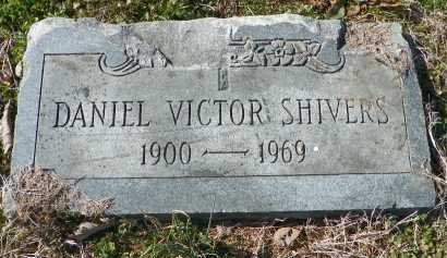 SHIVERS, DANIEL VICTOR - Crittenden County, Arkansas | DANIEL VICTOR SHIVERS - Arkansas Gravestone Photos