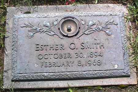 SMITH, ESTHER G - Crittenden County, Arkansas | ESTHER G SMITH - Arkansas Gravestone Photos