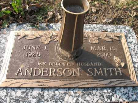 SMITH, ANDERSON - Crittenden County, Arkansas | ANDERSON SMITH - Arkansas Gravestone Photos