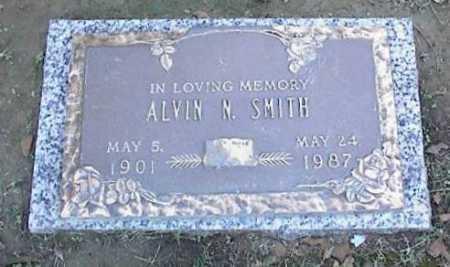 SMITH, ALVIN N - Crittenden County, Arkansas   ALVIN N SMITH - Arkansas Gravestone Photos