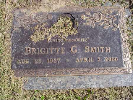 SMITH, BRIGITTE G. - Crittenden County, Arkansas | BRIGITTE G. SMITH - Arkansas Gravestone Photos