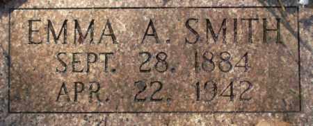 SMITH, EMMA A. - Crittenden County, Arkansas | EMMA A. SMITH - Arkansas Gravestone Photos