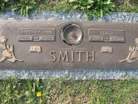 SMITH, EDITH - Crittenden County, Arkansas | EDITH SMITH - Arkansas Gravestone Photos