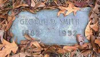 SMITH, GEORGE D - Crittenden County, Arkansas | GEORGE D SMITH - Arkansas Gravestone Photos