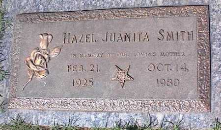 SMITH, HAZEL JUANITA - Crittenden County, Arkansas | HAZEL JUANITA SMITH - Arkansas Gravestone Photos