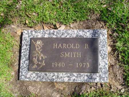 SMITH, HAROLD B. - Crittenden County, Arkansas | HAROLD B. SMITH - Arkansas Gravestone Photos
