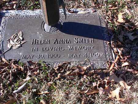 SMITH, HELEN ANNA - Crittenden County, Arkansas | HELEN ANNA SMITH - Arkansas Gravestone Photos