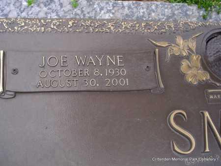 SMITH, JOE WAYNE - Crittenden County, Arkansas | JOE WAYNE SMITH - Arkansas Gravestone Photos