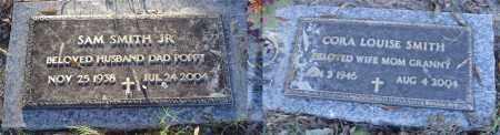 SMITH, CORA LOUISE - Crittenden County, Arkansas   CORA LOUISE SMITH - Arkansas Gravestone Photos