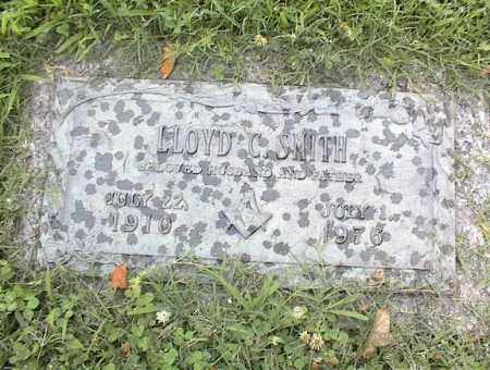 SMITH, LLOYD C - Crittenden County, Arkansas   LLOYD C SMITH - Arkansas Gravestone Photos