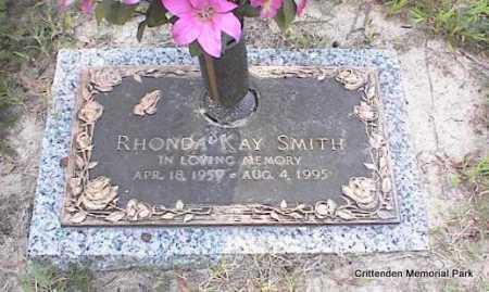 SMITH, RHONDA KAY - Crittenden County, Arkansas | RHONDA KAY SMITH - Arkansas Gravestone Photos