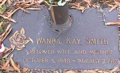 SMITH, WANDA KAY - Crittenden County, Arkansas | WANDA KAY SMITH - Arkansas Gravestone Photos