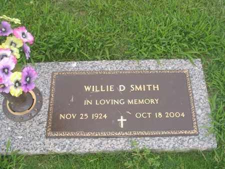 SMITH, WILLIE D. - Crittenden County, Arkansas | WILLIE D. SMITH - Arkansas Gravestone Photos