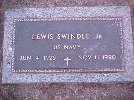 SWINDLE, JR (VETERAN), LEWIS - Crittenden County, Arkansas | LEWIS SWINDLE, JR (VETERAN) - Arkansas Gravestone Photos