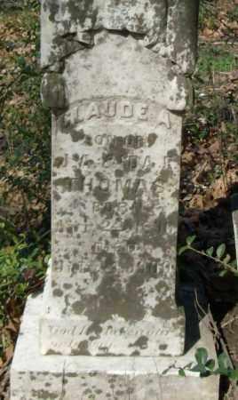 THOMAS, CLAUDE A. - Crittenden County, Arkansas   CLAUDE A. THOMAS - Arkansas Gravestone Photos