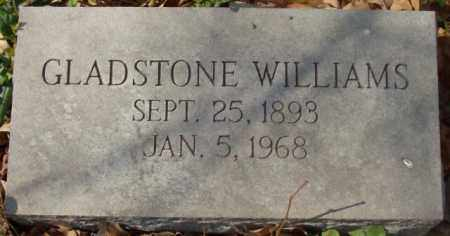 WILLIAMS, GLADSTONE - Crittenden County, Arkansas | GLADSTONE WILLIAMS - Arkansas Gravestone Photos