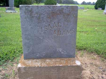 ADAMS, ISAAC - Cross County, Arkansas   ISAAC ADAMS - Arkansas Gravestone Photos