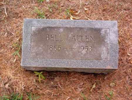 ALLEN, BELL - Cross County, Arkansas | BELL ALLEN - Arkansas Gravestone Photos