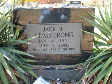 ARMSTRONG, JACK RAYMOND - Cross County, Arkansas | JACK RAYMOND ARMSTRONG - Arkansas Gravestone Photos