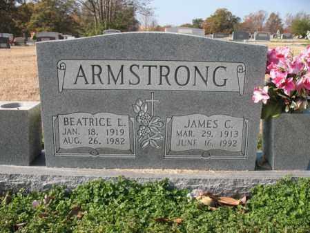 ARMSTRONG, JAMES C - Cross County, Arkansas | JAMES C ARMSTRONG - Arkansas Gravestone Photos