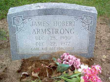 ARMSTRONG, JAMES HOBERT - Cross County, Arkansas   JAMES HOBERT ARMSTRONG - Arkansas Gravestone Photos