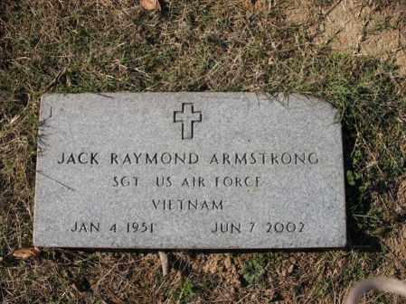 ARMSTRONG (VETERAN VIET), JACK RAYMOND - Cross County, Arkansas | JACK RAYMOND ARMSTRONG (VETERAN VIET) - Arkansas Gravestone Photos