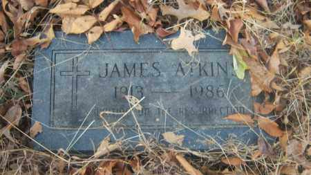 ATKINS, JAMES - Cross County, Arkansas | JAMES ATKINS - Arkansas Gravestone Photos