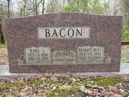 BACON, MAMIE MAY - Cross County, Arkansas | MAMIE MAY BACON - Arkansas Gravestone Photos