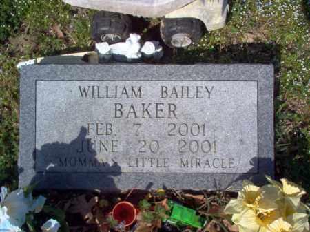 BAKER, WILLIAM BAILEY - Cross County, Arkansas | WILLIAM BAILEY BAKER - Arkansas Gravestone Photos