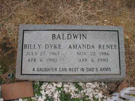 BALDWIN, AMANDA RENEE - Cross County, Arkansas | AMANDA RENEE BALDWIN - Arkansas Gravestone Photos
