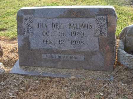 BALDWIN, LULA DELL - Cross County, Arkansas | LULA DELL BALDWIN - Arkansas Gravestone Photos