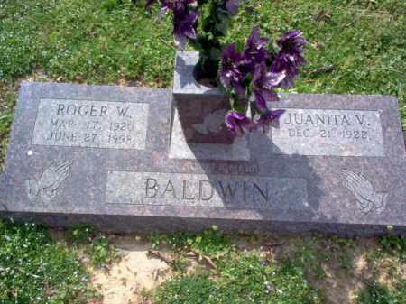 BALDWIN, ROGER W - Cross County, Arkansas | ROGER W BALDWIN - Arkansas Gravestone Photos