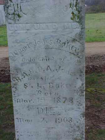 BAKER, ANNIE - Cross County, Arkansas | ANNIE BAKER - Arkansas Gravestone Photos