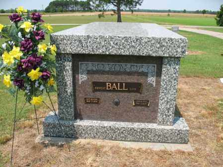 BALL, LOIS - Cross County, Arkansas | LOIS BALL - Arkansas Gravestone Photos