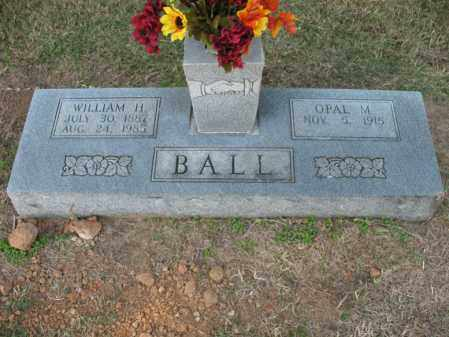 BALL, OPAL M - Cross County, Arkansas | OPAL M BALL - Arkansas Gravestone Photos