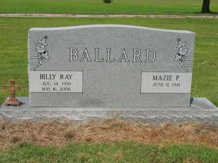 BALLARD, BILLY RAY - Cross County, Arkansas | BILLY RAY BALLARD - Arkansas Gravestone Photos