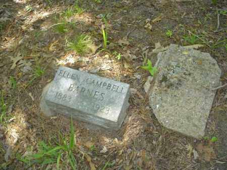 BARNES, ELLEN - Cross County, Arkansas | ELLEN BARNES - Arkansas Gravestone Photos